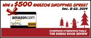 Amazon Shopping Spree