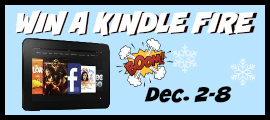 Holiday Kindle Fire Giveaway