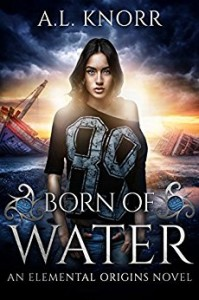 born of water