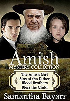 ONLY 99 For A Limited Time Includes 4 Different Novellas Featuring Amish Mysteries
